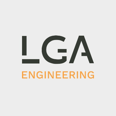 LGA ENGINEERING logo