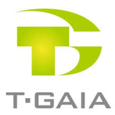 株式会社ティーガイアのロゴ