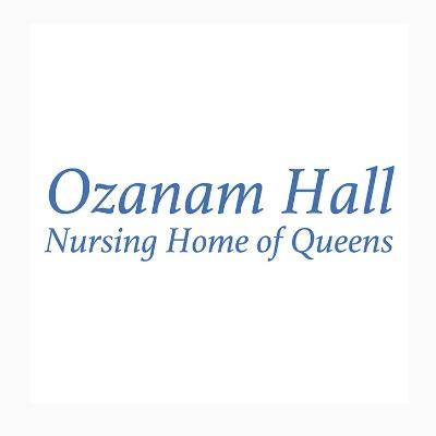 Ozanam Hall logo