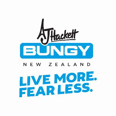 AJ Hackett Bungy New Zealand logo