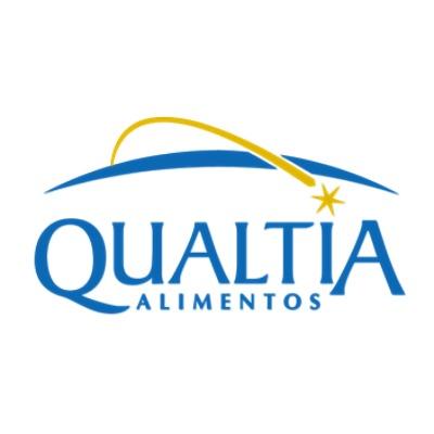logotipo de la empresa Qualtia Alimentos