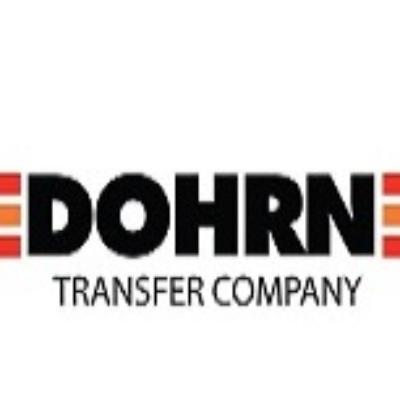 DOHRN TRANSFER logo