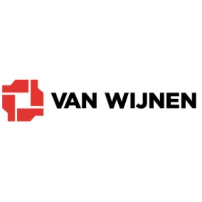 Logo van Van Wijnen