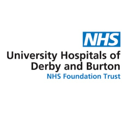 University Hospitals of Derby and Burton NHS Foundation Trust logo