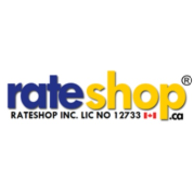 RateShop Inc. logo