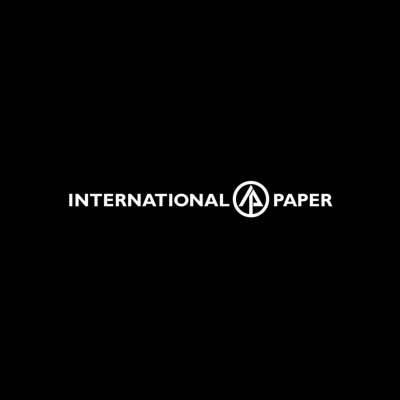 logotipo de la empresa International Paper
