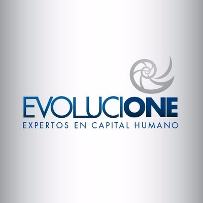 logotipo de la empresa Evolucione