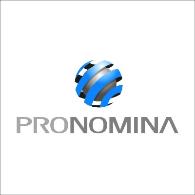 logotipo de la empresa Pronomina
