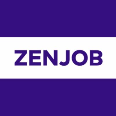Unternehmensprofil von Zenjob aufrufen
