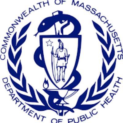 Massachusetts Department of Public Health logo