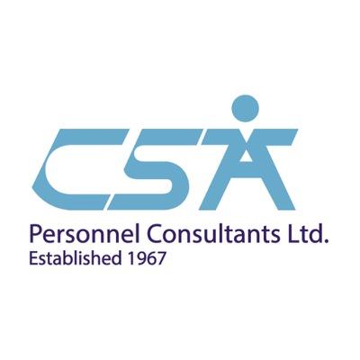 CSA Personnel Consultants logo