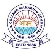 D.A.V Public school logo