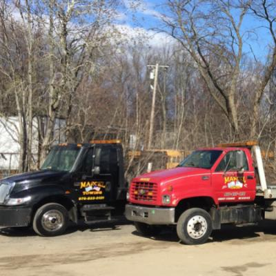 tow truck driver salary in massachusetts