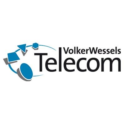 Logo van VolkerWessels Telecom