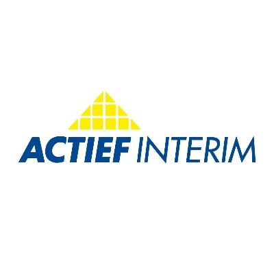 Actief Interim logo