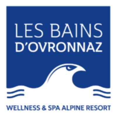 Les Bains d'Ovronnaz logo