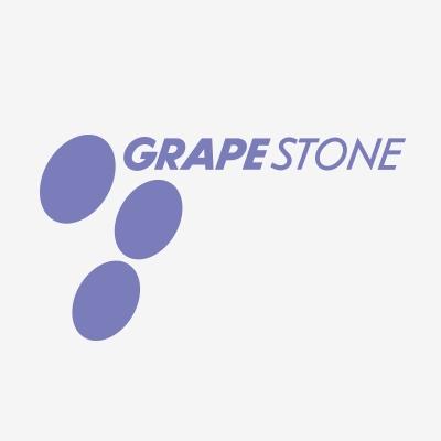 株式会社グレープストーンのロゴ