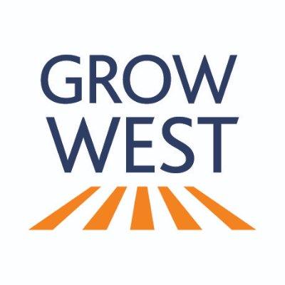 Grow West logo