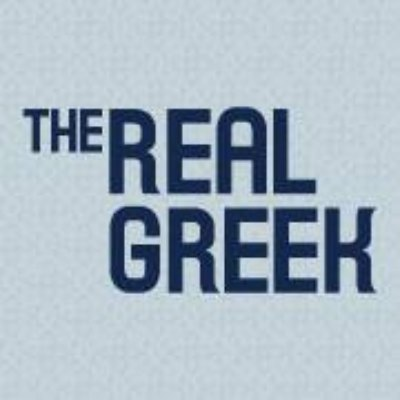 The Real Greek logo