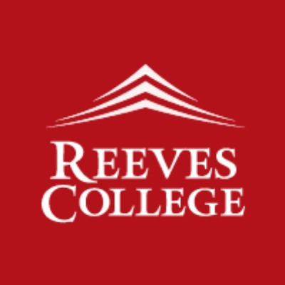 Reeves College logo