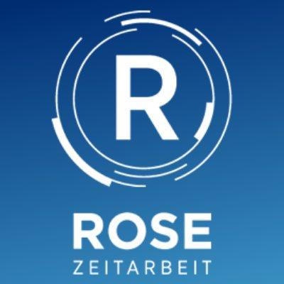 ROSE Zeitarbeit GmbH-Logo