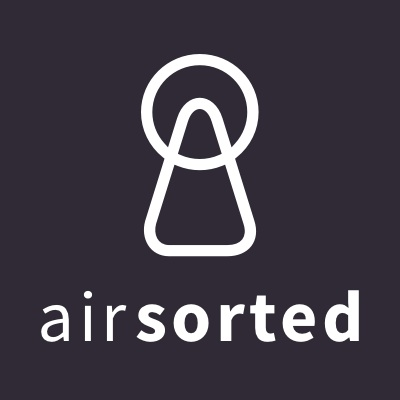 AirSorted logo