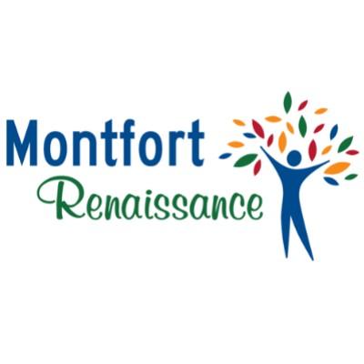 Montfort Renaissance (MRI) logo