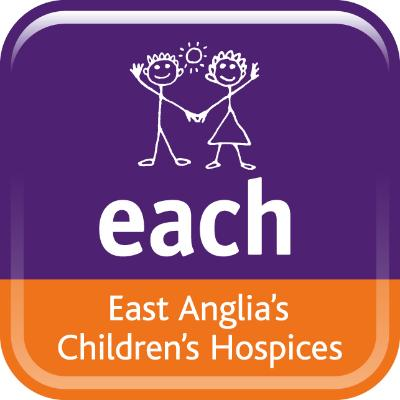 East Anglia's Children's Hospices (EACH) logo