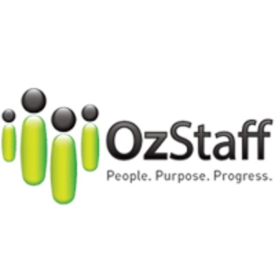OzStaff logo