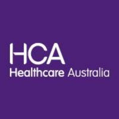 Healthcare Australia logo