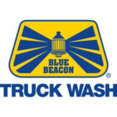 Logo Blue Beacon Truck Wash
