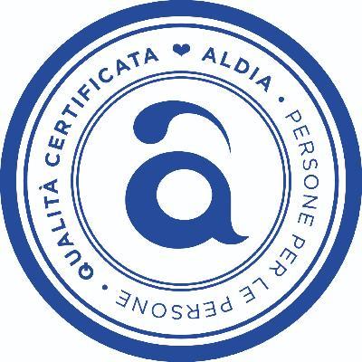 Logo ALDIA COOPERATIVA SOCIALE