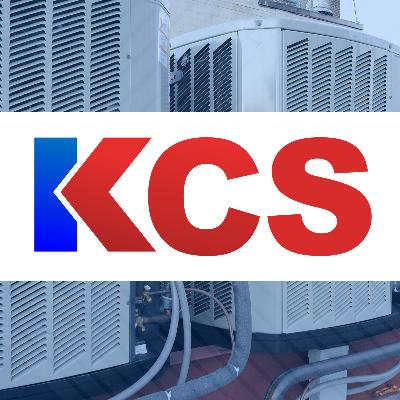 KCS Heating and Air logo