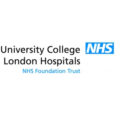 University College London Hospitals NHS Trust logo