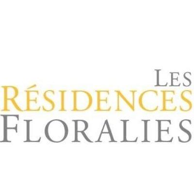 Logo Les Résidences Floralies
