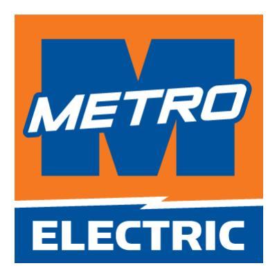 Metro Electric logo