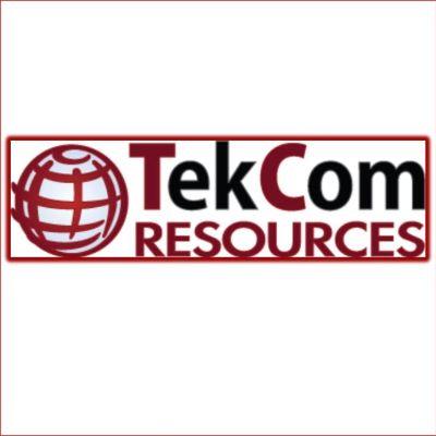 TekCom Resources, Inc. logo