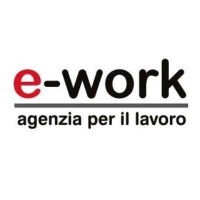 Logo E-work