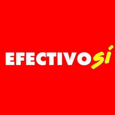 logotipo de la empresa Efectivo Si