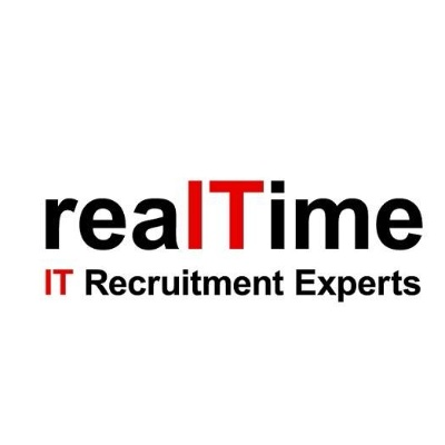 RealTime Recruitment logo