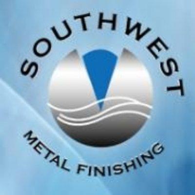 Southwest Metal Finishing logo