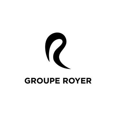 Logo Groupe Royer
