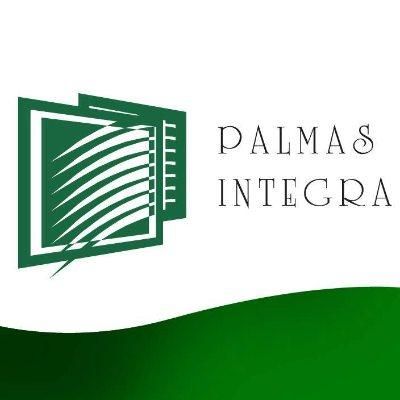 logotipo de la empresa Palmas Integra