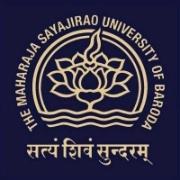Maharaja Sayajirao University of Baroda logo