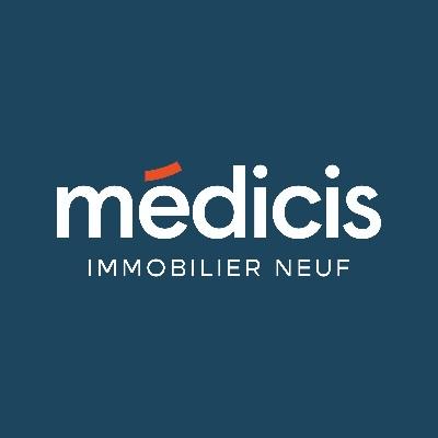 Logo Médicis Immobilier Neuf