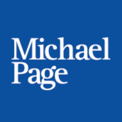 Michael Page'in logosu