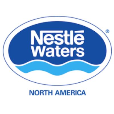 Logo Nestlé Waters North America