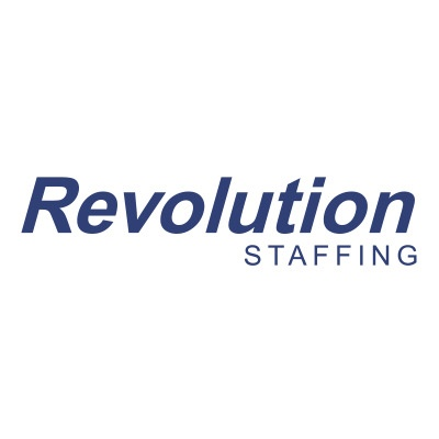 Revolution Staffing logo