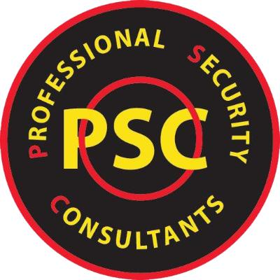 Professional Security Consultants logo