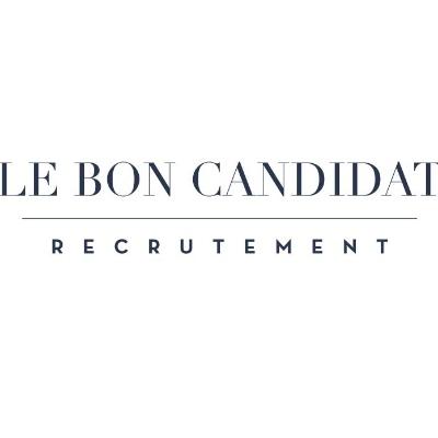 Logo LE BON CANDIDAT RECRUTEMENT